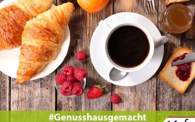 Frühstücksbuffet am 04.10.2020 – nur mit Reservierung