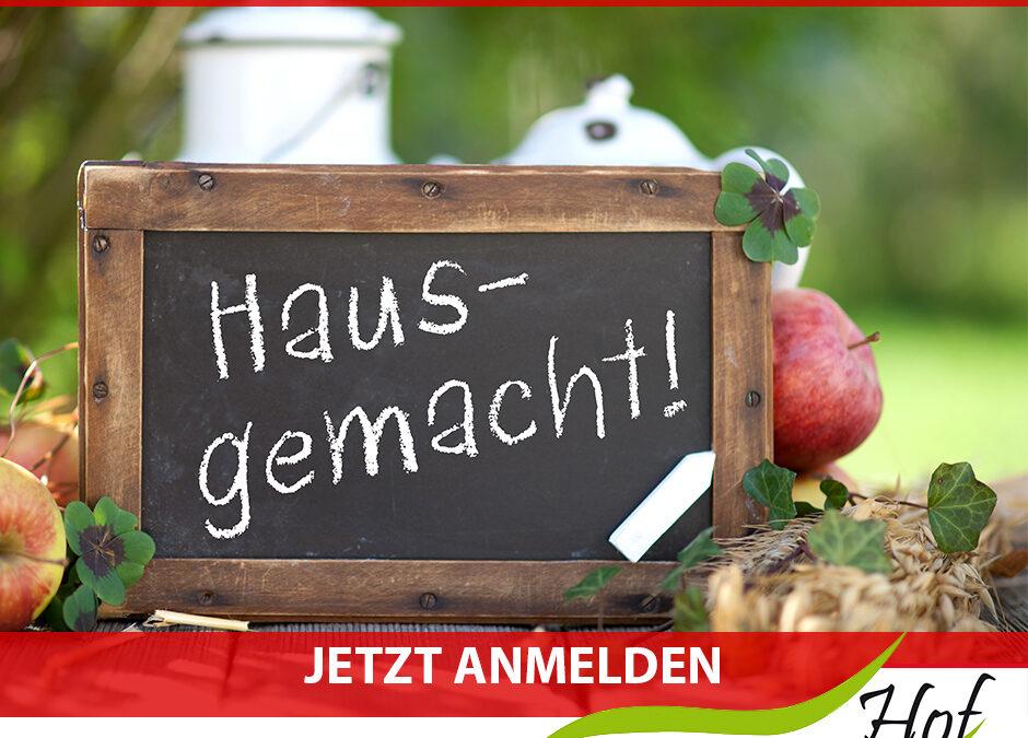 Exklusive angebote vom Bauernladen in Datteln nur im Newsletter von Hof Schneider in Datteln