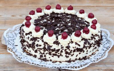Lecker Kaffee und selbstgebackene Kuchen