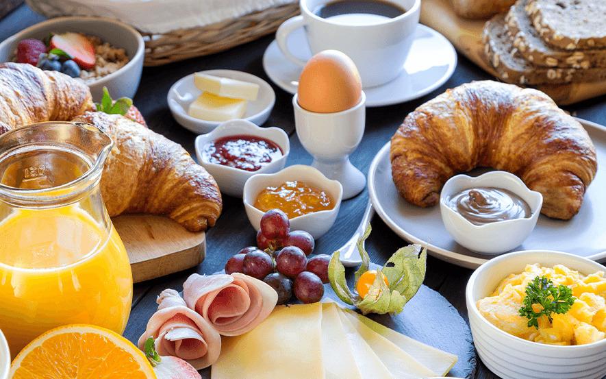 Frühstücksbuffet am 16.10. & 30.10. – jetzt reservieren